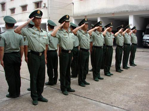 部队考军校条件
