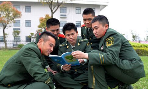 士官考军校